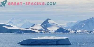 Continentes perdidos estão escondidos sob a Antártida