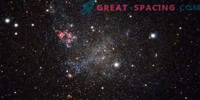 Дали тъмната материя е направена от първични черни дупки?