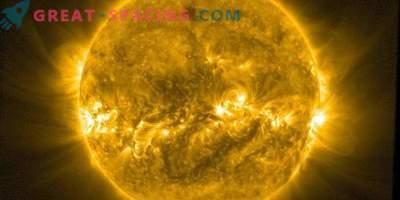 Bewaking van zonneactiviteit