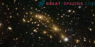 O alinhamento galáctico é visto por 10 bilhões de anos