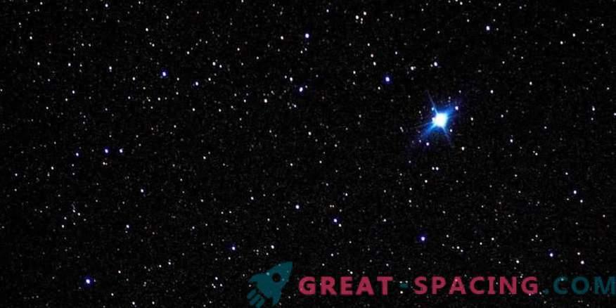 Uma nova estrela encontrada perto do Big Bang