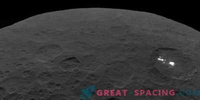 Dawns Asteroidenmission ist zu Ende