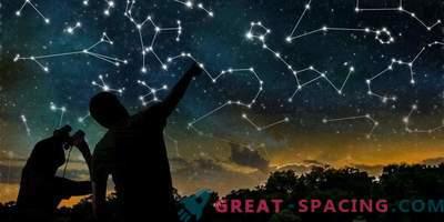 Como as constelações apareceram e quem lhes deu os nomes