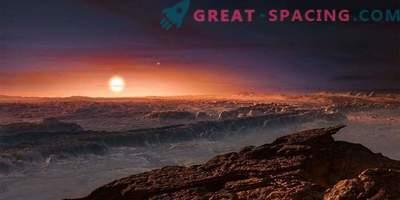 Proxima Centauri b ruumi ilmaennustus