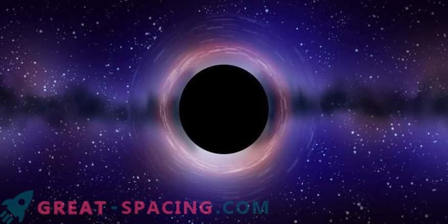 Cientistas descobriram 83 buracos negros supermassivos na borda do universo