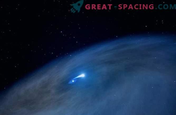 Uma estranha estrela pode causar canibalismo estelar.
