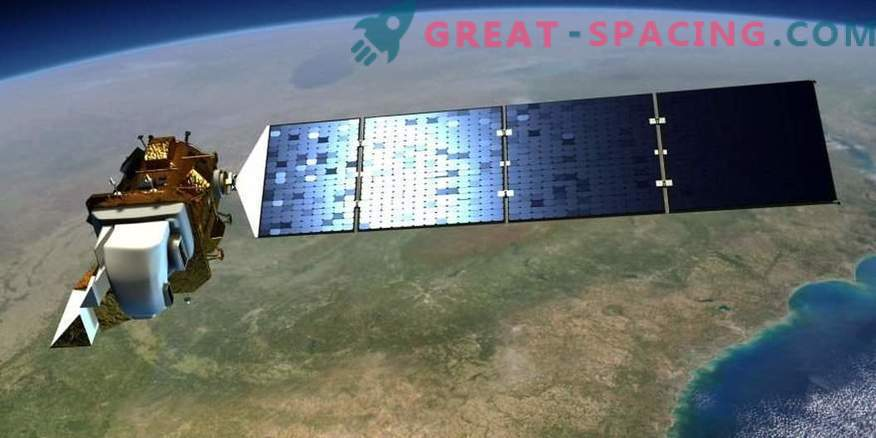 Landsat 8 marca 5 anos em órbita