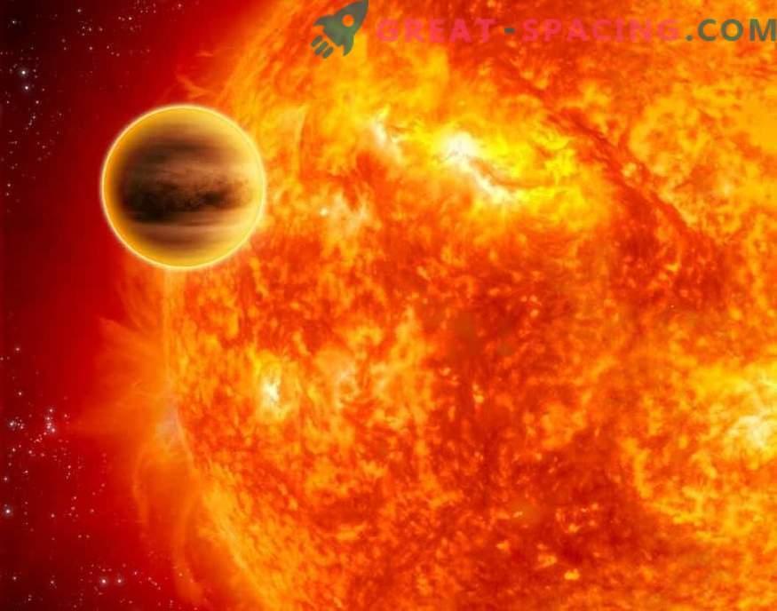 Qual é o planeta mais quente do universo