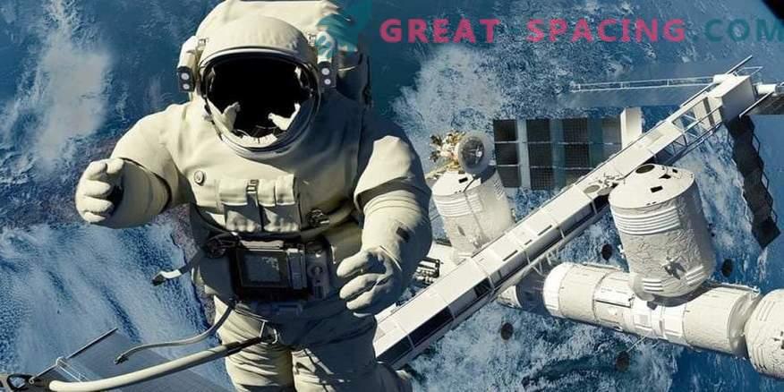 As missões espaciais transformam os corações dos astronautas