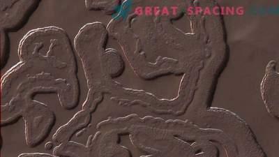 7 seltsame Objekte auf dem Mars!