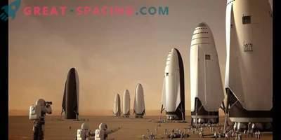Die SpaceX BFR-Rakete bereitet sich darauf vor, einen Passagier auf eine Mondkreuzfahrt zu schicken.