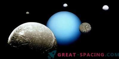 Satélites de Urano podem colidir