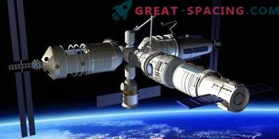 China ist bereit, eine Orbitalstation zu errichten und von Raketen mit Ilon Mask vermessen zu werden.