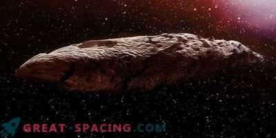 Você não deve considerar 1I / Oumuamua um convidado especial