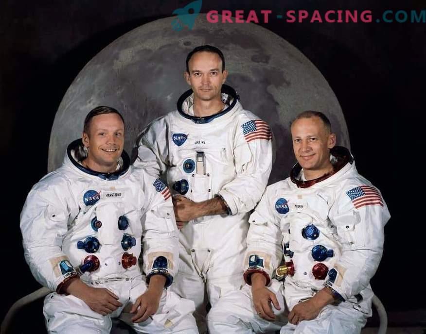 Fornire una famiglia: come i primi astronauti lunari hanno assicurato la propria vita