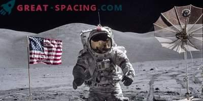Proporcionar uma família: como os primeiros astronautas lunares asseguraram suas próprias vidas