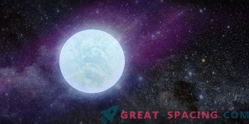 Qual é a estrela mais incomum no Universo