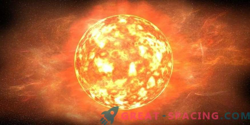 La plus grande étoile de l'univers fera face à une mort rapide.