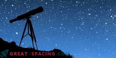 Descubra os mistérios do universo com o novo telescópio