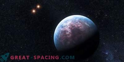 De buitenaardse beschaving kan leven op de planeet Gliese 667C c