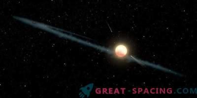 Mystical Star MWC 349
