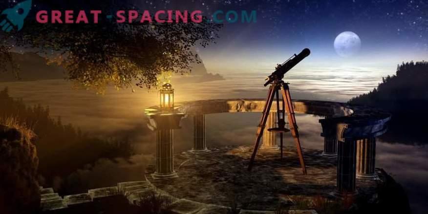 Descubre el Universo con un telescopio personal.