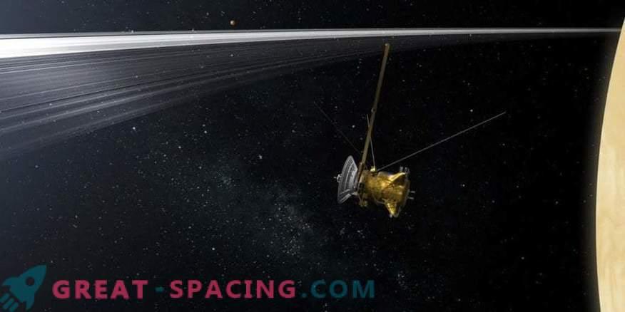 O que aprendemos sobre Urano mergulhando a Cassini nos anéis de Saturno?