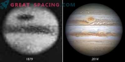 A Grande Mancha Vermelha continua encolhendo. O que acontece em Júpiter
