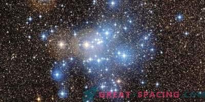 Cientistas encontraram um novo grupo de estrelas em movimento