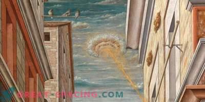 Ufologistas acreditam que essas 12 pinturas antigas mostram seres extraterrestres