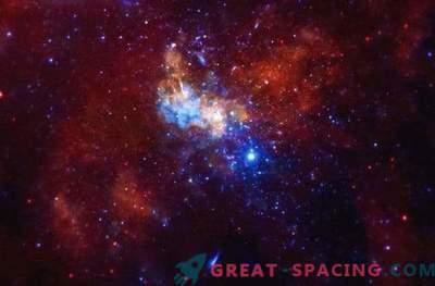La Via Lattea Black Hole può essere una fonte di neutrini ad alta energia