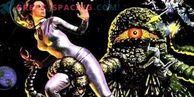 Por qué los seres extraterrestres en la ciencia ficción retratan con tentáculos