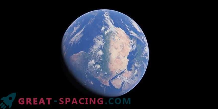 Ce se întâmplă dacă axa pământului a fost înclinată cu 90 de grade?