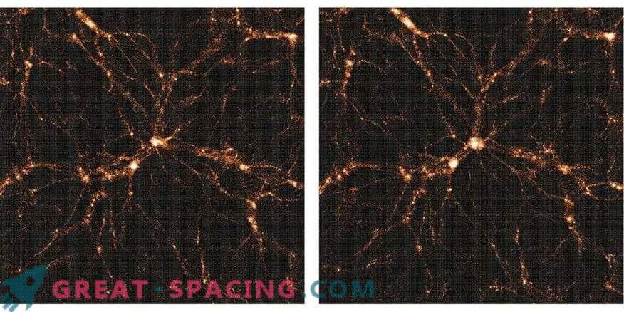Novo mapa tridimensional da matéria escura no universo