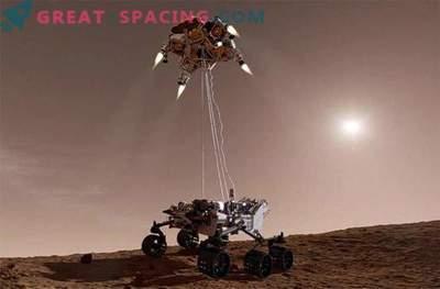 Marte 2020: Onde vamos procurar civilizações extraterrestres: Foto
