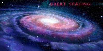 Rimska cesta dobesedno požira sosednje galaksije