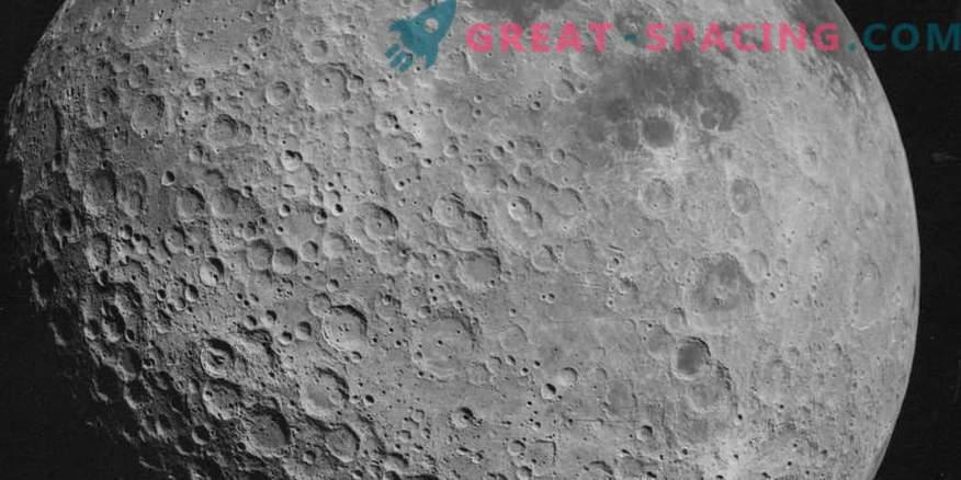 Svetle proge na luni. Kako deluje kozmično vreme?