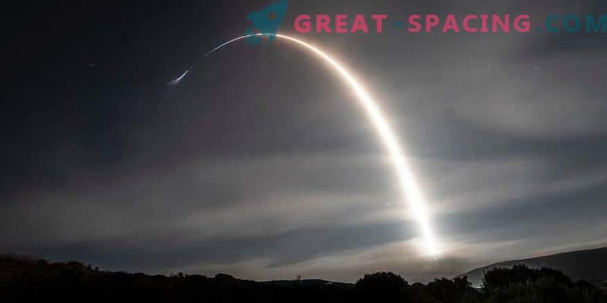 O lançamento final dos satélites Iridium Next está programado para 11 de janeiro