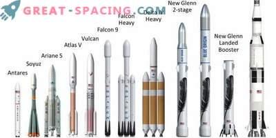 Blue Origin se está preparando para construir su complejo de lanzamiento de misiles