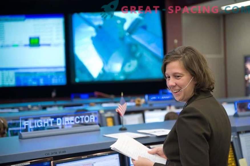 Per la prima volta, la NASA mette le redini nelle mani di una donna.