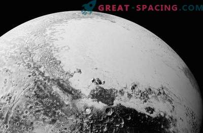 Kaunis keeruline Pluto maailm uutes fotodes