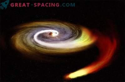 O misterioso objeto colidiu com o nosso buraco negro?