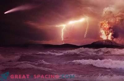 A NASA gastará milhões de dólares em pesquisas sobre a origem da vida na Terra
