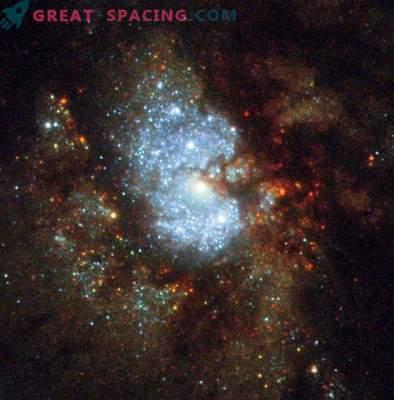 Hubble'i peidetud galaktika