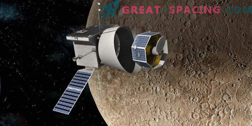 BepiColombo will go in search of water and the magnetic field of Mercury