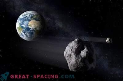 30-Meter-Asteroid fliegt nächsten Monat neben der Erde