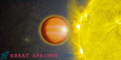 Exoplanetna stratosfera je brez vode.